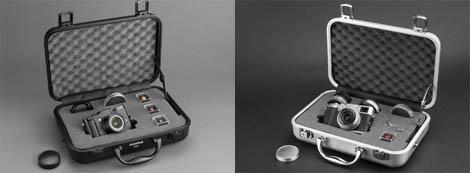 mallettes en série limitée X100S et X20