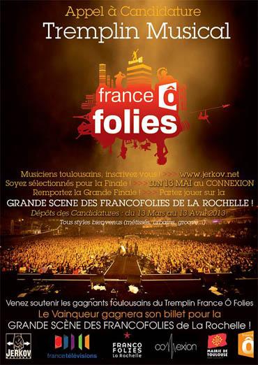 tremplin francofolies 2013
