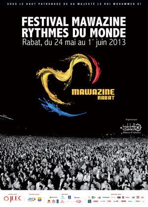 Mawazine-Rythmes du Monde