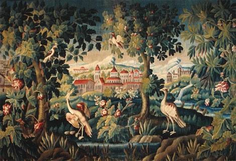 Cité internationale de la tapisserie et de l'art tissé