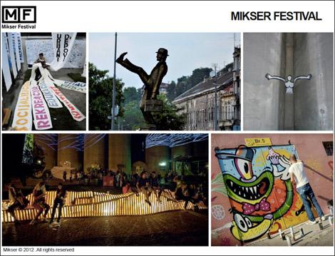 festival Mikser