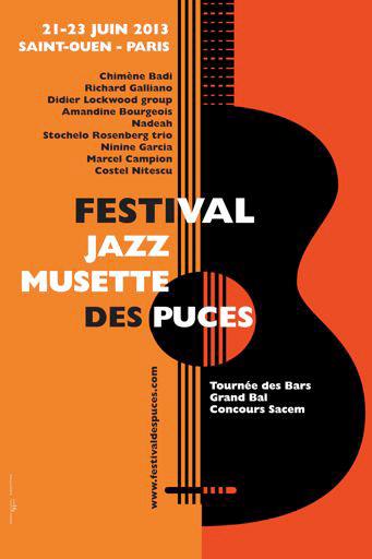 festival jazz les puces