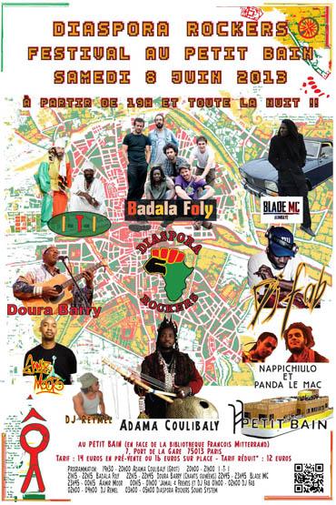 Diaspora Rockers