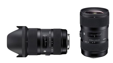 Le SIGMA 18-35mm F1.8 DC HSM