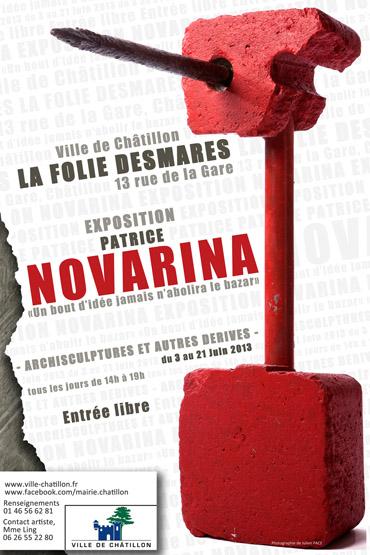 Patrice Novarina