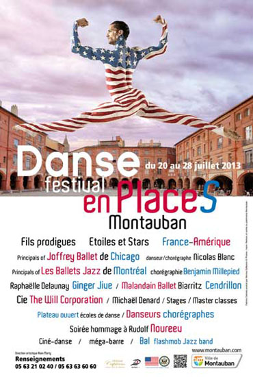 Danse en PlaceS