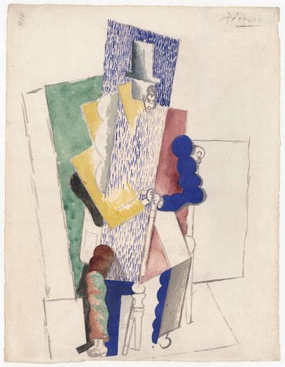 L'Homme au Gibus – Pablo Picasso