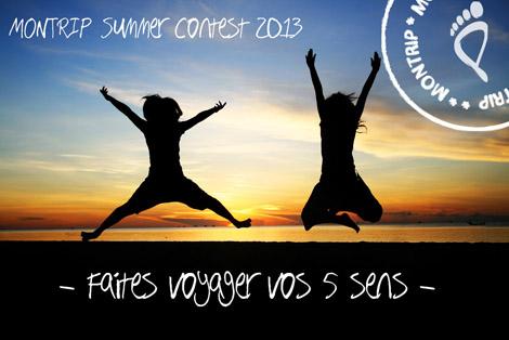 Montrip Summer Contest