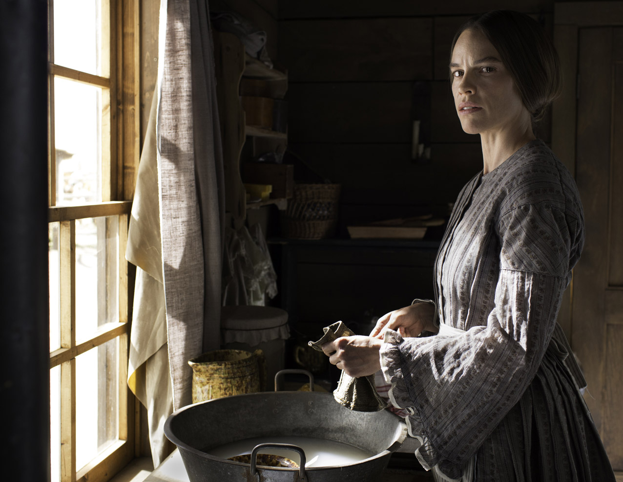 The Homesman - Photos  Dawn Jones
