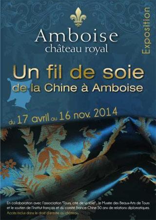 de la Chine à Amboise