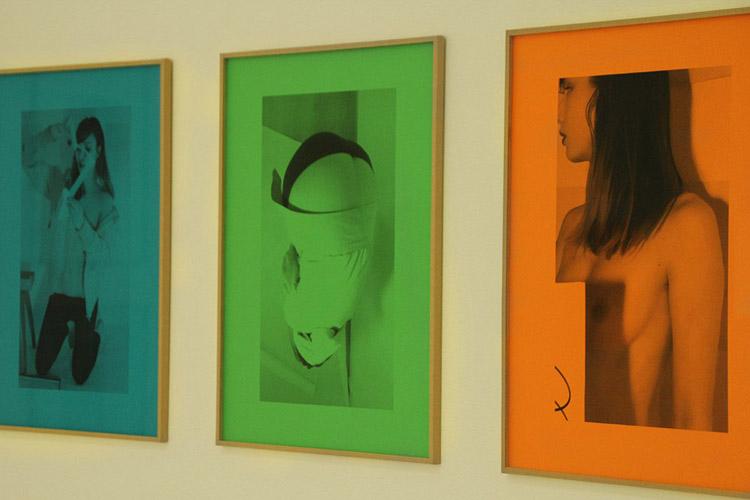 vitrine sur l'art