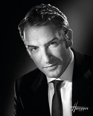 Portrait de Jean Dujardin par Studio Harcourt