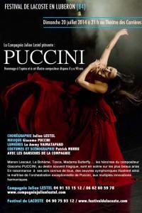 Puccini affiche