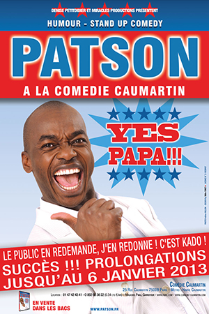 Patson :  yes we can papa
