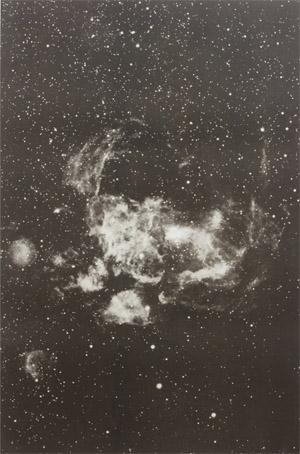 Roman Moriceau, Nebula, 2014.