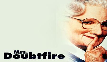Robin Williams - Madame Doubtfire