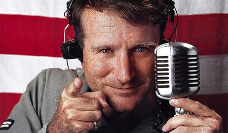 Robin Williams - Good Morning Vietnam