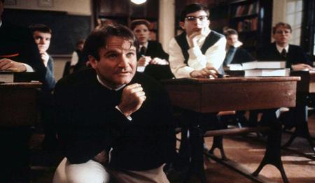Robin Williams - Le Cercle des poètes disparus