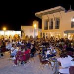 Grand terrasse du Grand Café