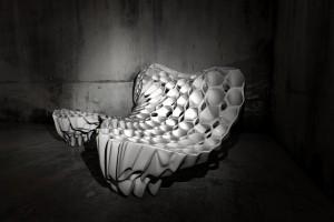 Jorge Ayala - Chaise Longue urban render