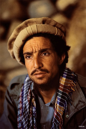 Massoud photo Reza