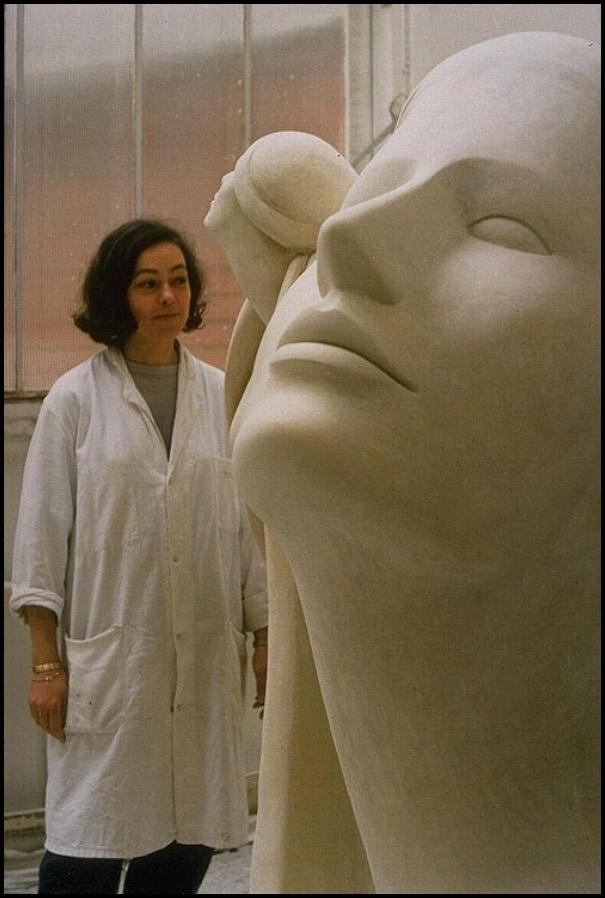 Atelier - Geneviève Labrousse -
