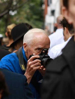 Bill Cunningham Photo: @soyoungson_ via Instagram.