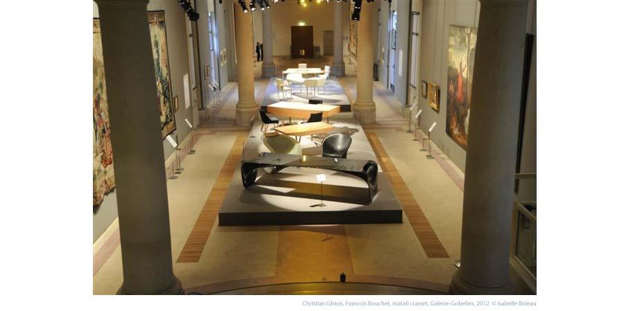 la Galerie des Gobelins