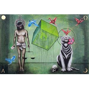 La Métaphysique de l'Apocalypse (détail) Thomas Mainardi © Espace Dalí