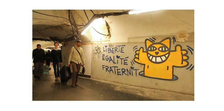 monsieur chat