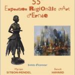 Exposition Régionale d'Art d'Ernée