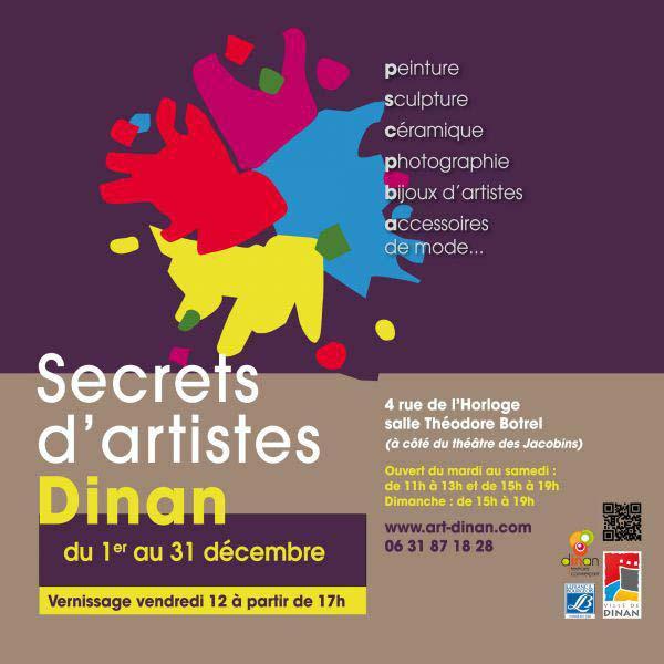 Secrets d'artiste