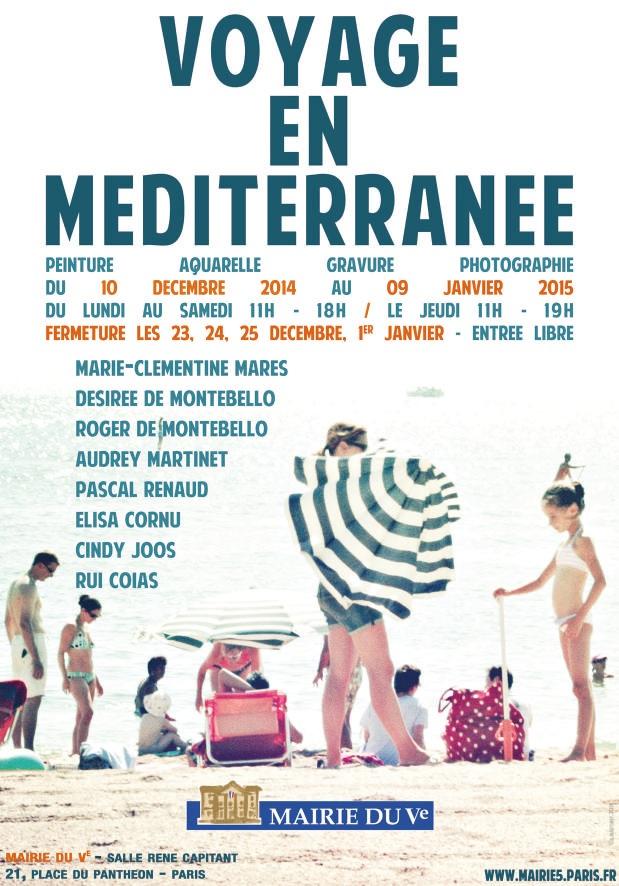 Voyage en Méditerranée