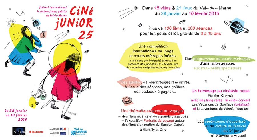 Le Festival Ciné Junior