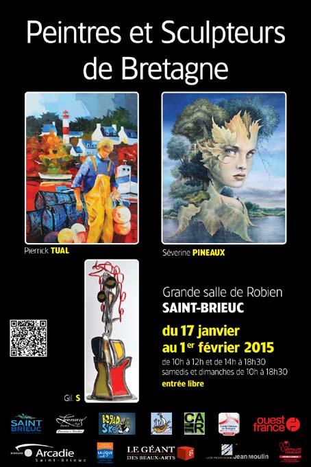Biennale des peintres et sculpteurs de Bretagne