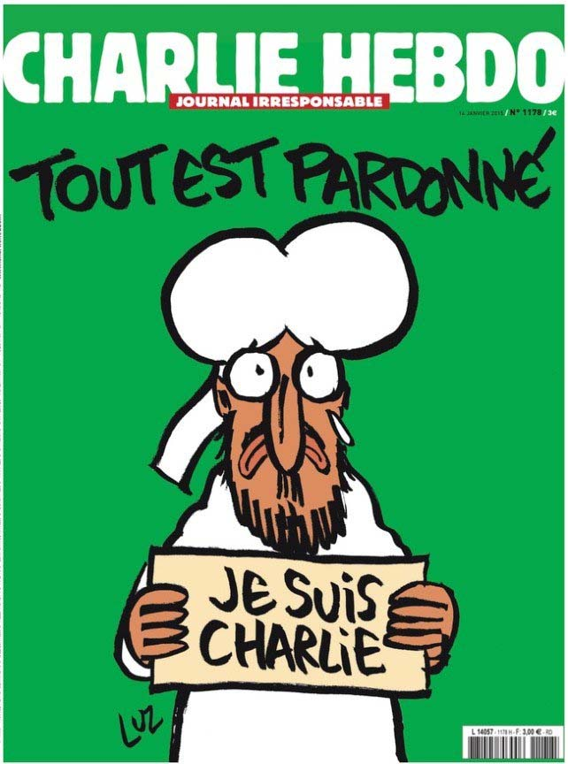 Luz - Charlie Hebdo