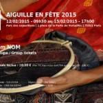 Festival Textil Aiguille en Fête 2015