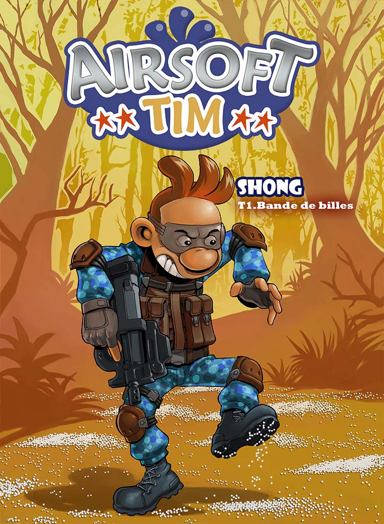 Airsoft TIM : Tome 1