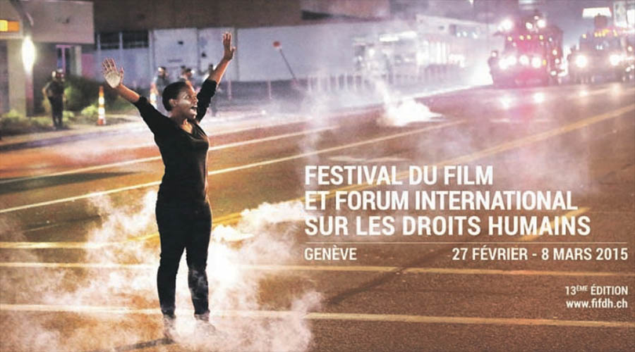 Le festival du film sur les droits humains