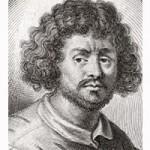 Claude Gellée portrait gravé