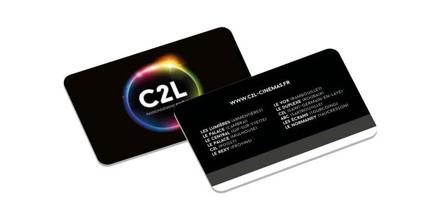 la carte C2L