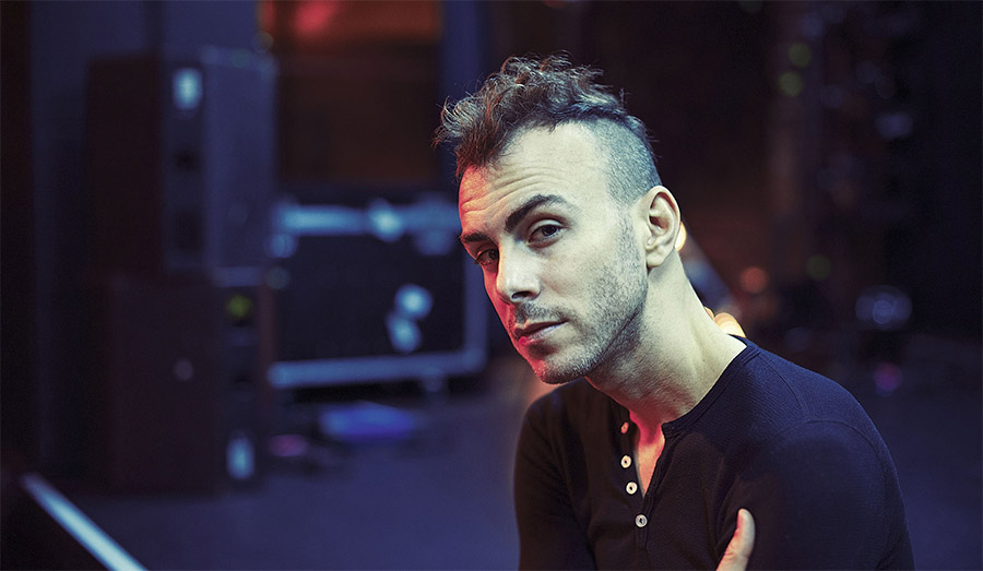 Asaf Avidan photo Patrick Fouque