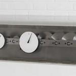 Julien Berthier, Horloge d'une vie de travail