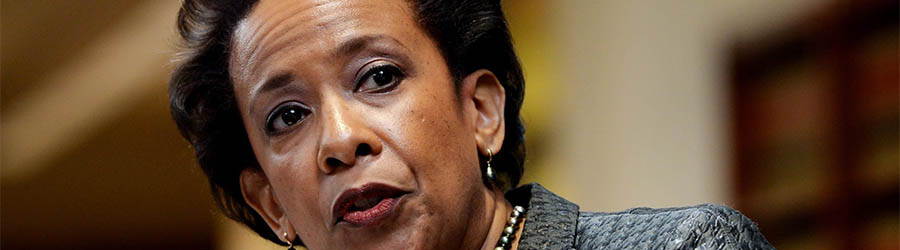 Loretta Lynch - photo NBC news
