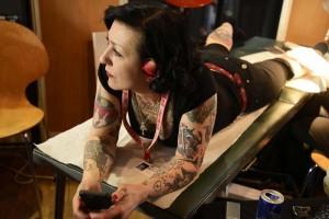 Le Mondial du Tatouage 2015