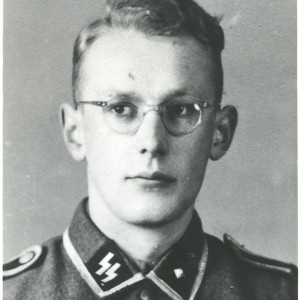 Oskar Goring en uniforme de SS