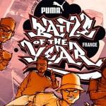 Puma Battle Of The Year France