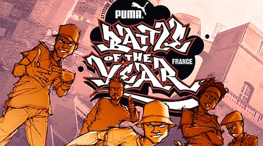 Puma Battle Of The Year France