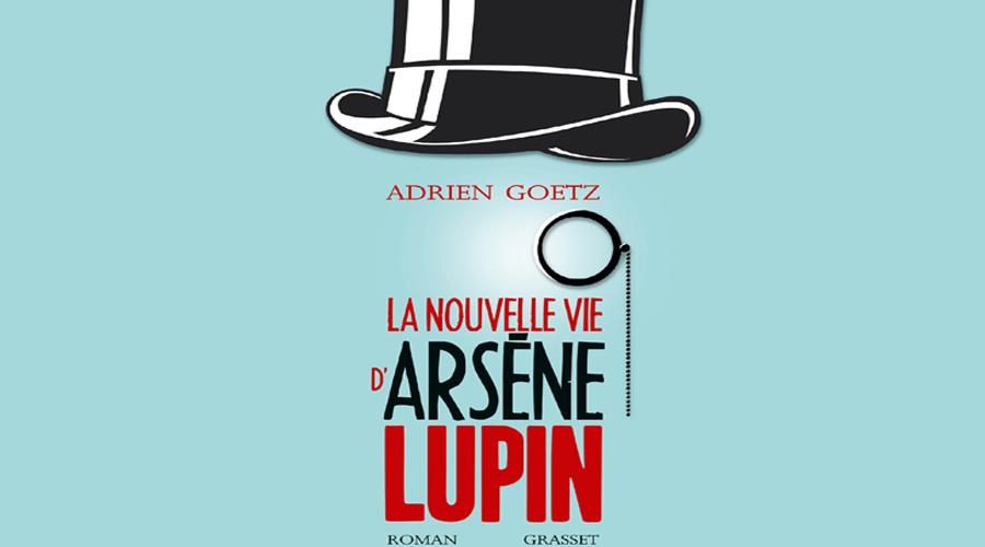 arsène lupin Adrien Goetz