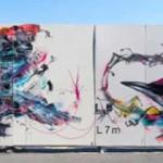 mur Art Liberte